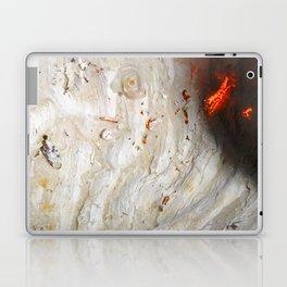 Flaming Seashell 2 Laptop & iPad Skin