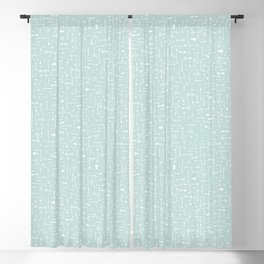 Every Which Way - Pastel Blackout Curtain