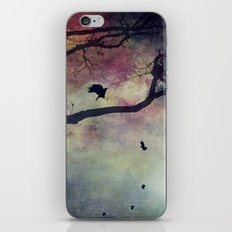 marvels of color iPhone & iPod Skin