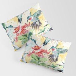 Hummingbird Party Pillow Sham