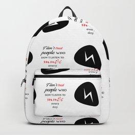 Guitar Pick - Music Backpack