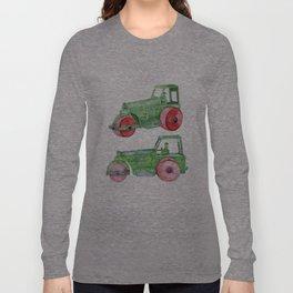 Old Steamroller Joe Long Sleeve T-shirt
