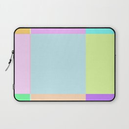 Re-Created  Supreme Court x by Robert S. Lee Laptop Sleeve