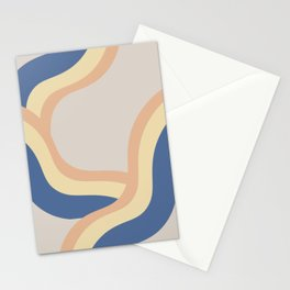 Feel The Wave Stationery Cards