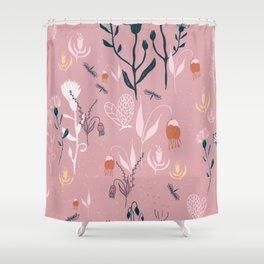 Magic Garden Shower Curtain