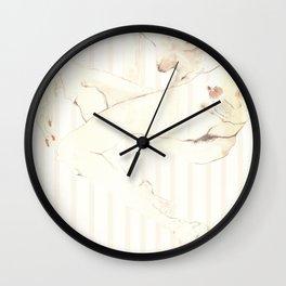 Nude 5 Wall Clock