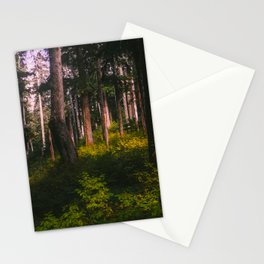 Oregon Forest II Stationery Cards