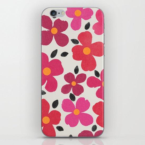 dogwood 4 iPhone & iPod Skin