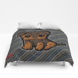 Troy - Silky Terrier Comforters