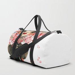 Deerlilah the Rose Lion Duffle Bag