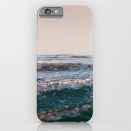 Pacific Lullaby iPhone Case
