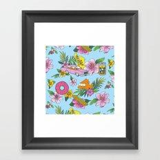 Scenic Springfield  Framed Art Print