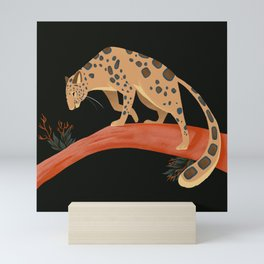 Endangered Series: Amur Leopard Mini Art Print