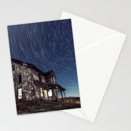 Whirling Abandonment Stationery Cards