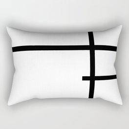 geometric #5 Rectangular Pillow