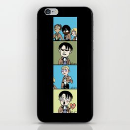 The duality iPhone Skin