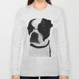 Tucker the Boston Terrier Long Sleeve T-shirt