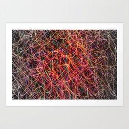 Pulse Art Print