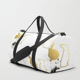 Bunnies Version 1 Duffle Bag