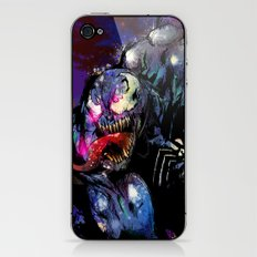 Venom iPhone & iPod Skin