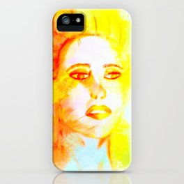 Alive iPhone Case