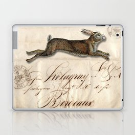 The French Rabbit Laptop & iPad Skin