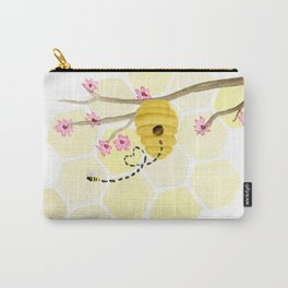 Sweet HoneyBee  Carry-All Pouch