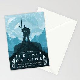 Visit Midgard Stationery Cards