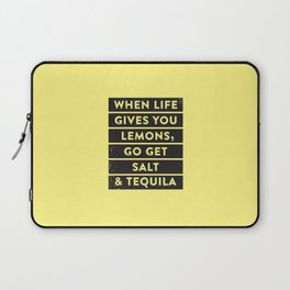 Lemons. Laptop Sleeve