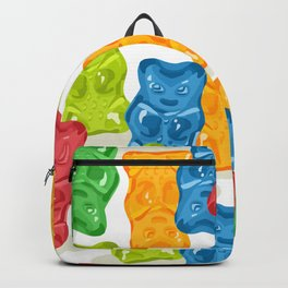 Gummy Bears Gang Backpack