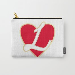 Loving heart Carry-All Pouch