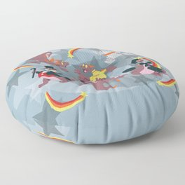 Imagination Floor Pillow