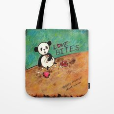 Love Bites Tote Bag