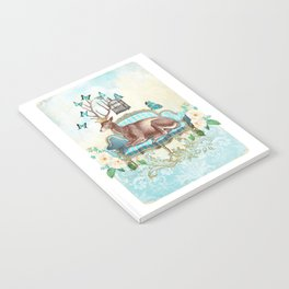 Deer me Notebook