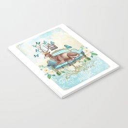 Deer me Notebook