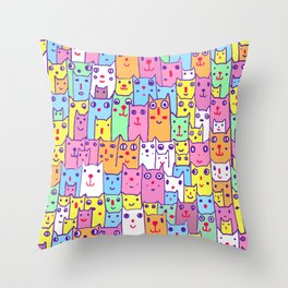 We Heard You're 40 And Single Throw Pillow