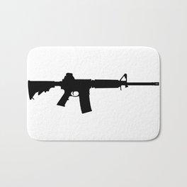 AR-15 Bath Mat