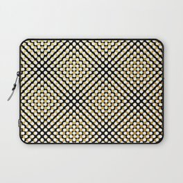 Hypnotic dots Laptop Sleeve