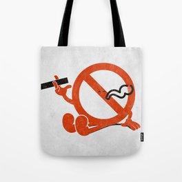 Smoke Break Tote Bag