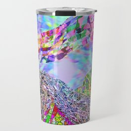 Pop Trash Landscape Travel Mug