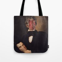 carnival Tote Bags featuring Carnival by DIVIDUS
