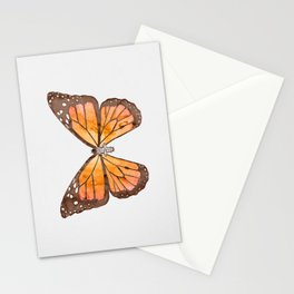 Caterpillar's nirvana Stationery Cards