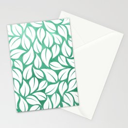 falling leaves XV Stationery Cards