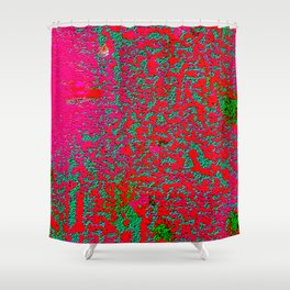The Colorblind Initiative Shower Curtain