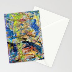 Untitled Abstract #2 Stationery Cards