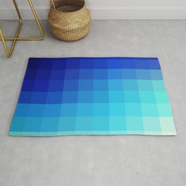 Abstract Deep Water Utukku Rug
