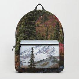Autumn on Mount Rainier Backpack