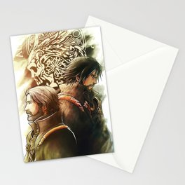 King and Prince ( Final fantasy XV ) Stationery Cards