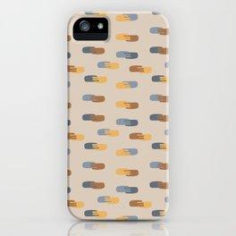 Hasta Graphics iPhone Case