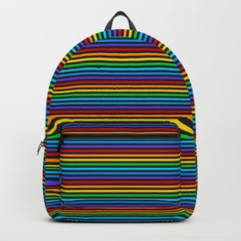 Wear The Rainbow (Pattern) Backpack